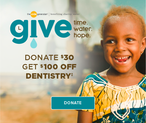 Donate $30, Get $100 Off Dentistry - Rainsprings Dental Group and Orthodontics