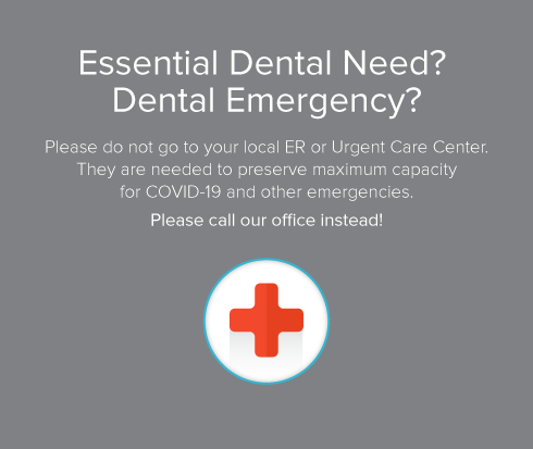Essential Dental Need & Dental Emergency - Rainsprings Dental Group and Orthodontics